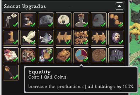equality realm grinder