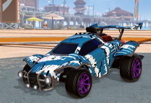 rocket league best car