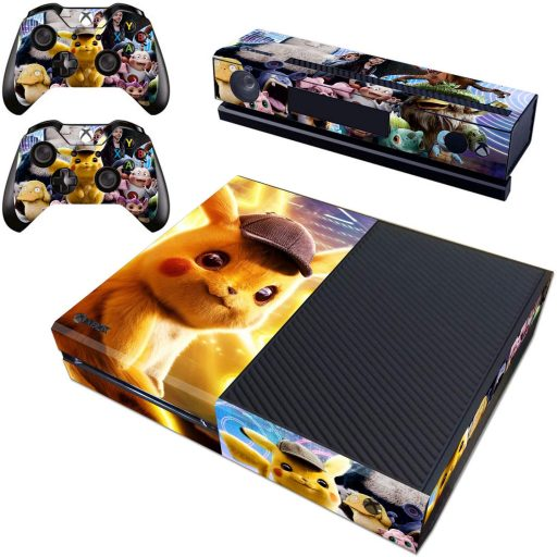 detective-pikachu-console-skin-xbox-one-s