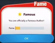 bitlife famous writer