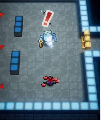 dungeon break screenshot