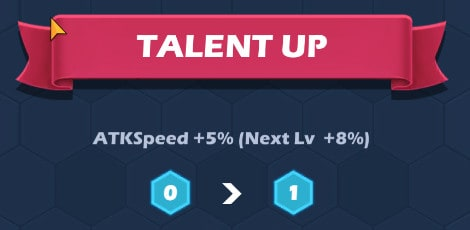 talents in mow zombies