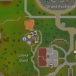 osrs cooks' guild