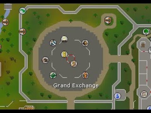osrs grand exchange